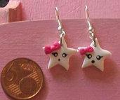 orecchini stelline kawaii