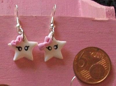 orecchini stellina kawaii