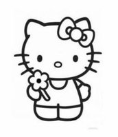 Libro Scultura - Hello Kitty Schema