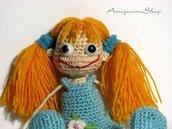 Pepa Doll Pattern