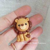 Calamita leoncino leone