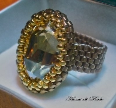 ANELLO - BRONZE PASSION