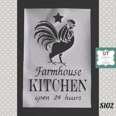 s102 farmhouse kitchen