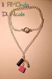 Collana collezione sweetnesses - Sweetnesses collection necklace - Fimo