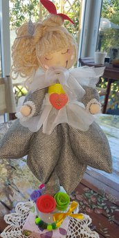Bambola, Arielle la bionda