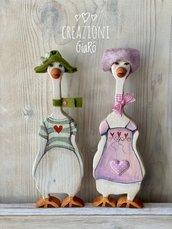 Oche pazzerelle in legno By Creazioni GiaRó Ⓒ