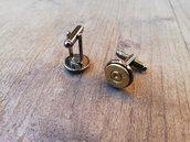 Gemelli cal 45 color canna di fucile