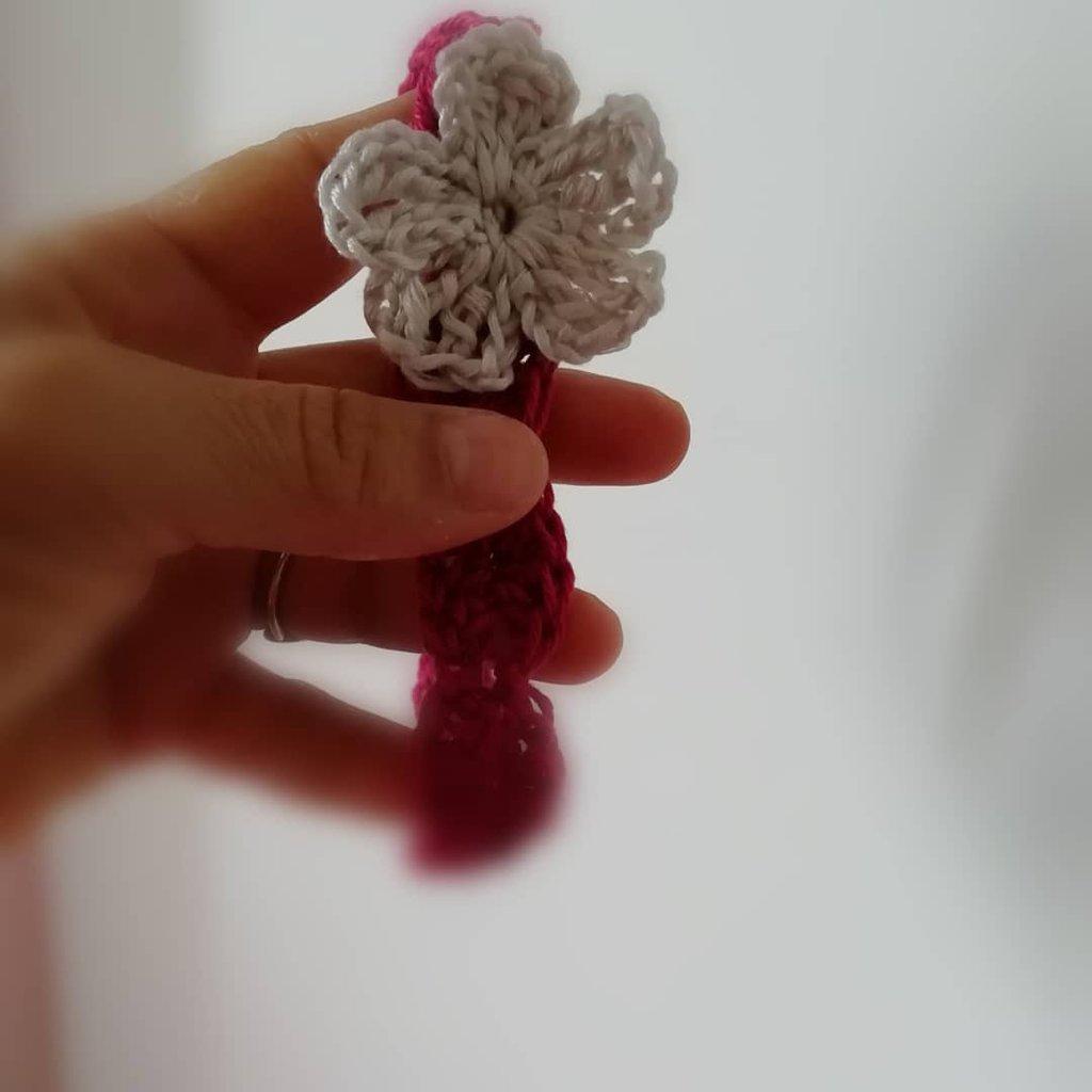 fasce per capelli, in cotone per neonata