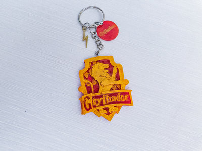 Portachiavi Grifondoro (Harry Potter)