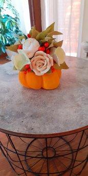 Zucca fiori e bacche