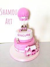 Torta scenografica torta finta per eventi