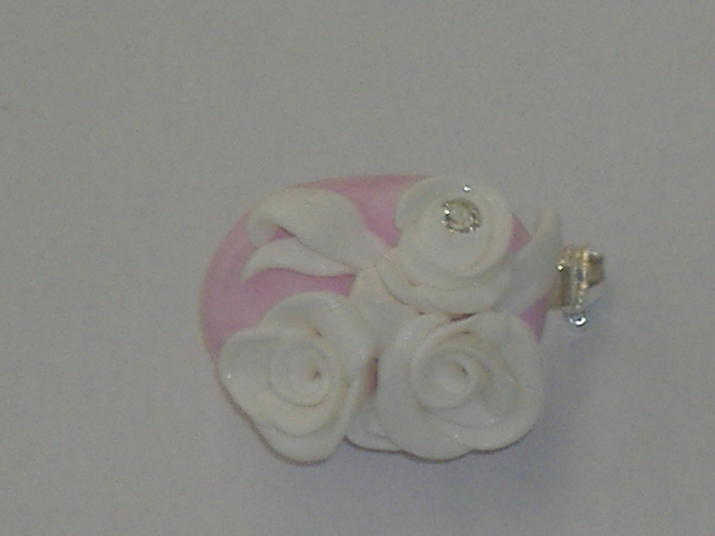 spilla rose