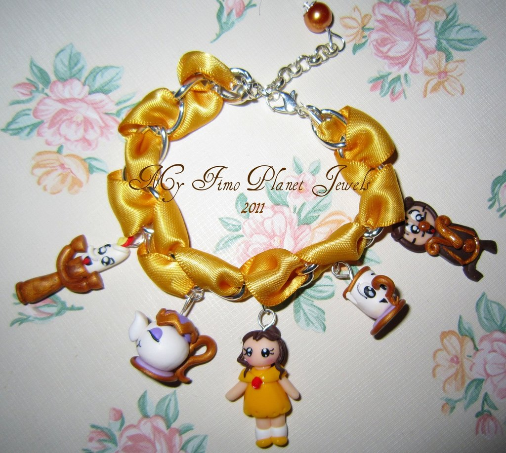 "Bracciale ""Beauty and Beast"""