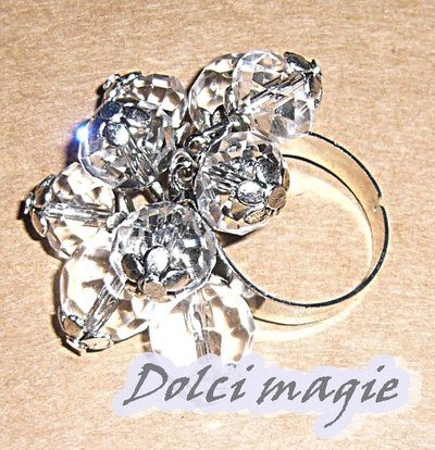 anello cristallo