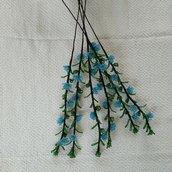 Cicoria fiori di perline