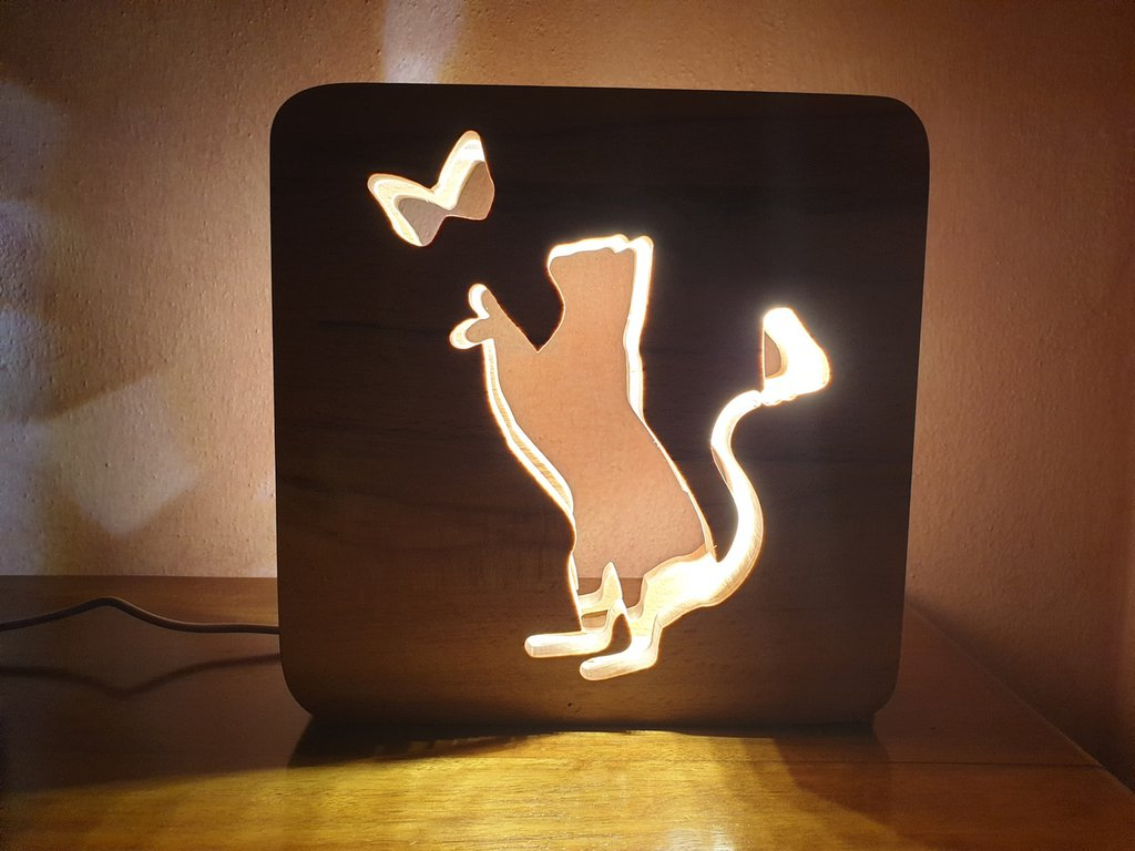 Lampada design moderna