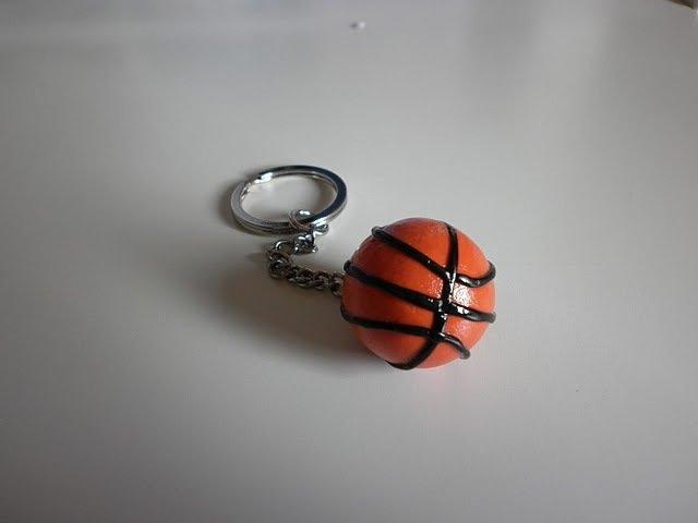 Portachiavi pallone da basket