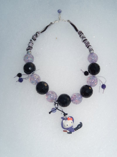 Collana Hello Kitty Streghetta