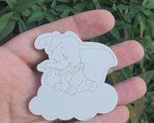Dumbo con nuvoletta