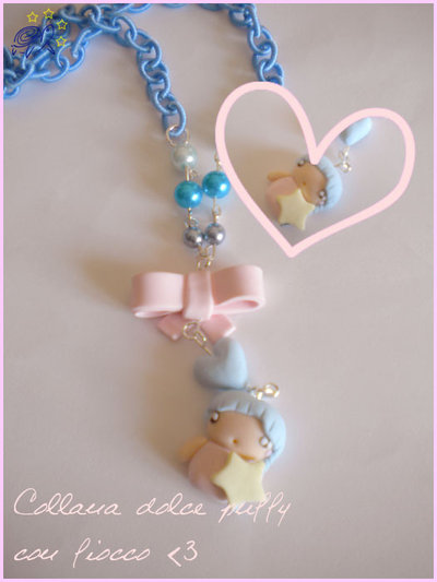 collana dolce puffy