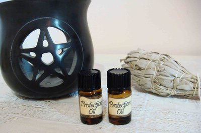 """""""Protection Oil"""" Olio Magico"""