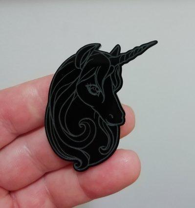 Stampo Testa Unicorno