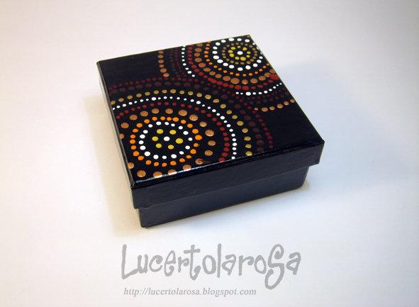Scatolina etnica/ ethnic box