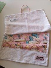 Asciugamani personalizzati 30*50 🚿🧵