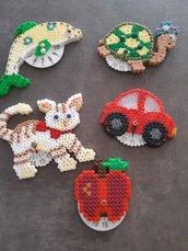 Dischi orari hama beads