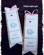 """Cioccolatini """"Napolitains"""" personalizzati"""