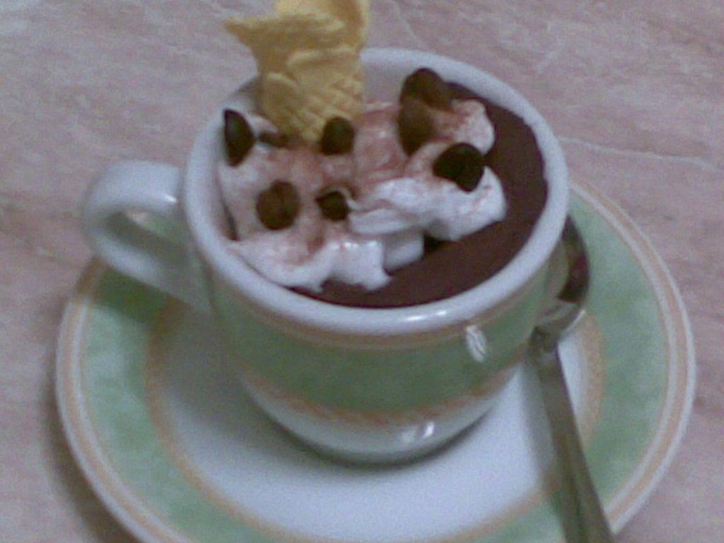 TAZZINA DI CAFFE'