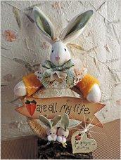 "Ghirlanda ""Carrots are all my life"""