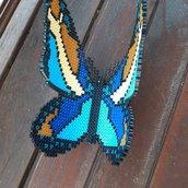 Farfalla variopinta gigante