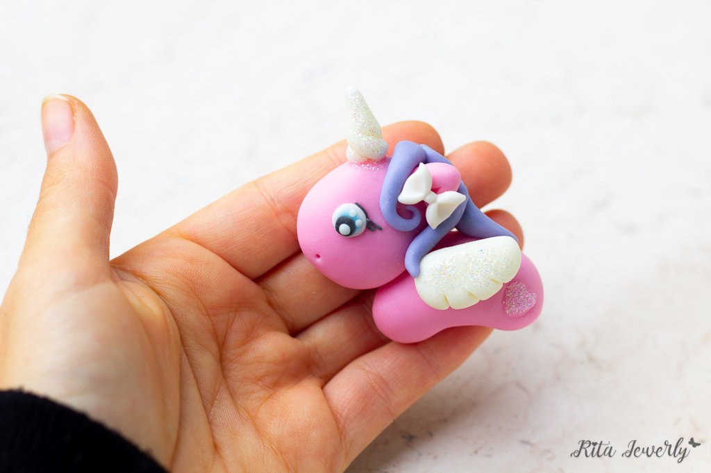 unicorno fimo, Unicorn Polymer Clay, Cake topper primo compleanno, cake topper compleanno fimo, fimo cake topper, Bomboniera unicorno, unicorno fimo, confettata nascita, bomboniere battesimo, bomboniere comunione, compleanno unicorno