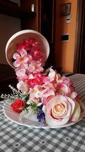 Cascata di fiori per abbellire la vostra casa