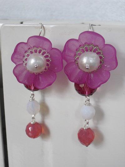 orecchini Flower