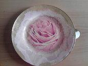 Piatto rosa