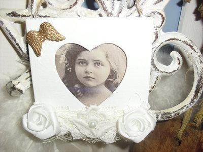 Vintage girl per la casa e per te decorare casa di - Oggetti vintage per la casa ...
