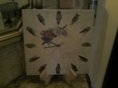 Orologio civette