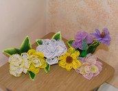 composizione da floreale da tavolo