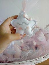 Confettata nascita,ricordini femminuccia.