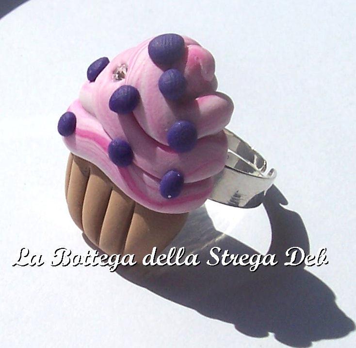Anello Cupcake