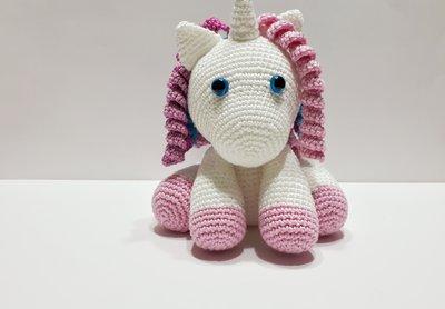 Amigurumi dolce unicorno