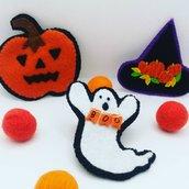 Halloween - spillette mostruose