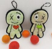 Halloween - pupazzetti voodoo