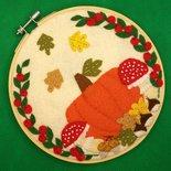 Quadretto Frutti d'autunno