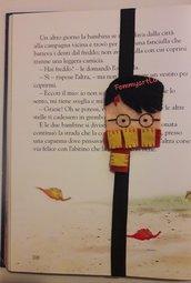 Segnalibri Harry Potter in pannolenci