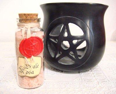 Sale Rosa per Rituali