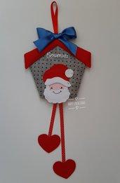 Casetta fuori porta natalizia, Babbo Natale
