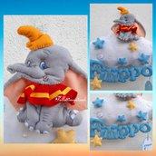 Fiocco nascita Dumbo